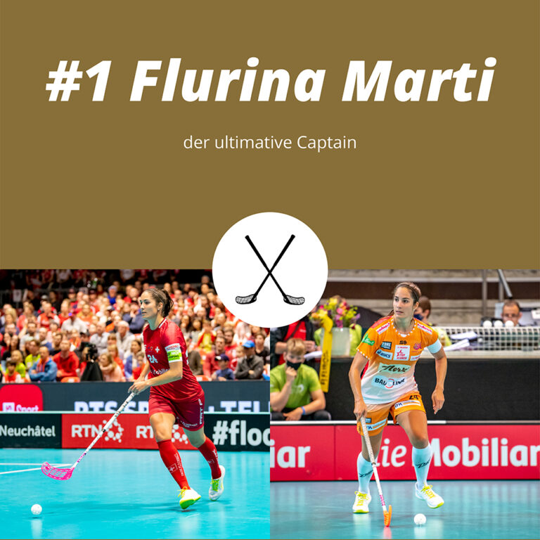 #1 Flurina Marti, der ultimative Captain
