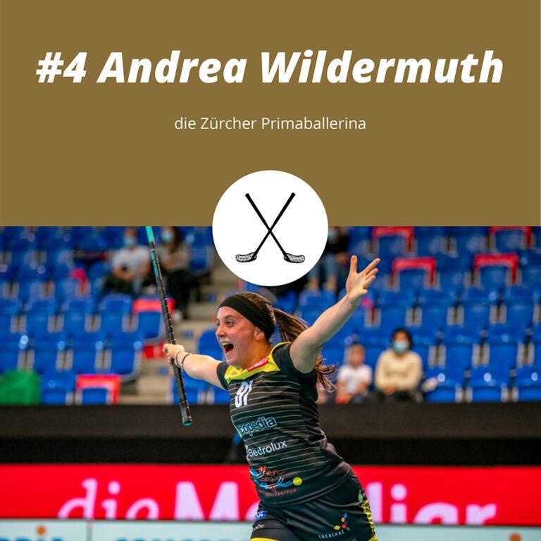 #4 Andrea Wildermuth, die Zürcher Primaballerina