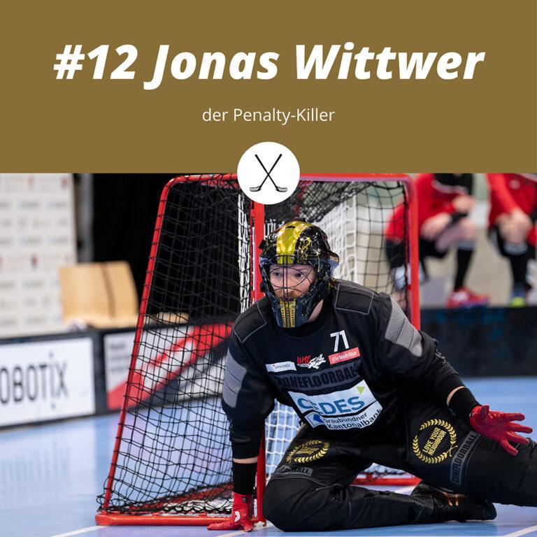 #12 Jonas Wittwer, der Penalty-Killer