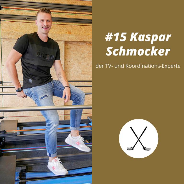 #15 Kaspar Schmocker, der TV- und Koordinations-Experte