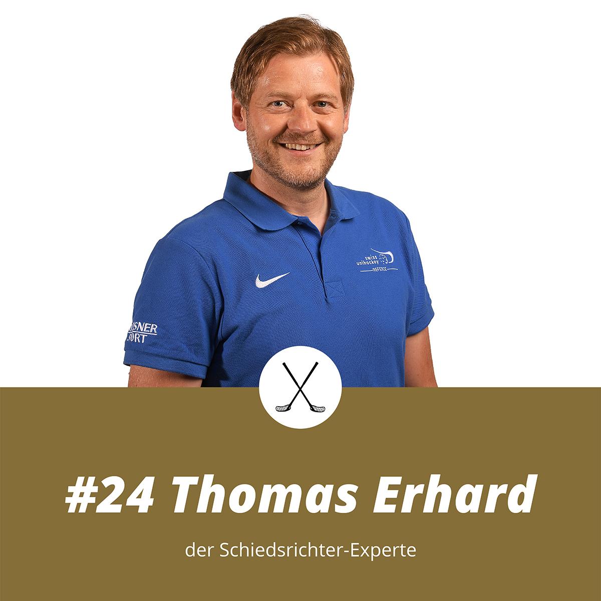 #24 Thomas Erhard, der Schiedsrichter-Experte